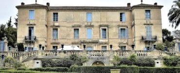 De la musique classique sur la terrasse du Château de Flaugergues