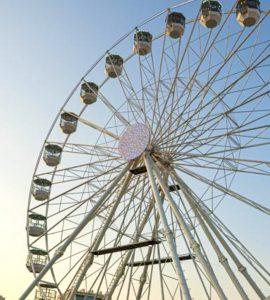 La roue tourne à La Grande-Motte !