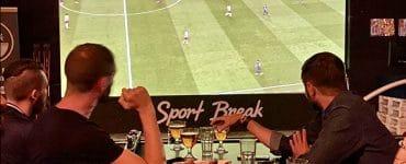 Euro : on peut voir les matchs chez Sport Break