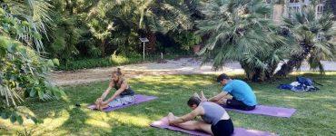 Participez aux séances de yoga made in Flaugergues