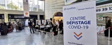 Montpellier : un centre de tests Covid 19 à l'aéroport