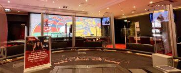 Des tests antigéniques devant les casinos