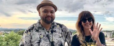 Daphné Bürki et Raphäl Yem sont de passage au Peyrou