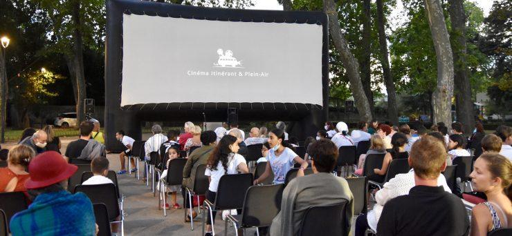 Lunel : le 7ème Art s'invite au parc Jean Hugo