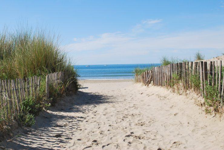 Top 6 des plus belles plages près de Montpellier