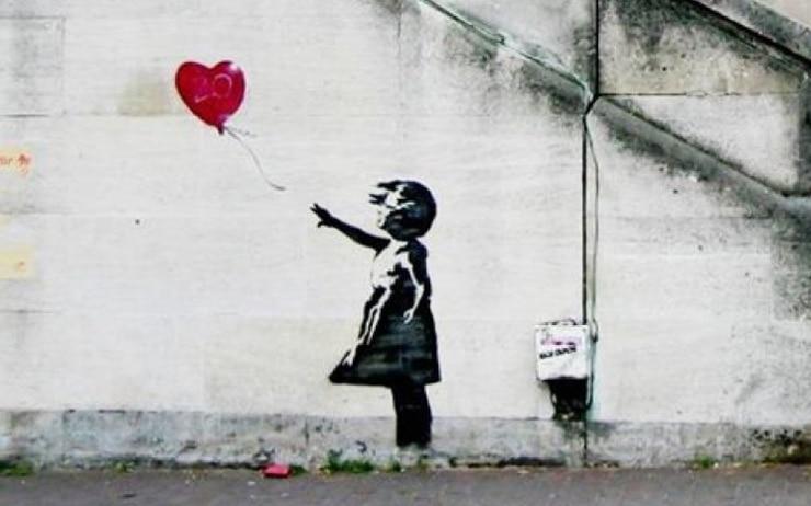 Bon plan repartez avec un objet signé Banksy