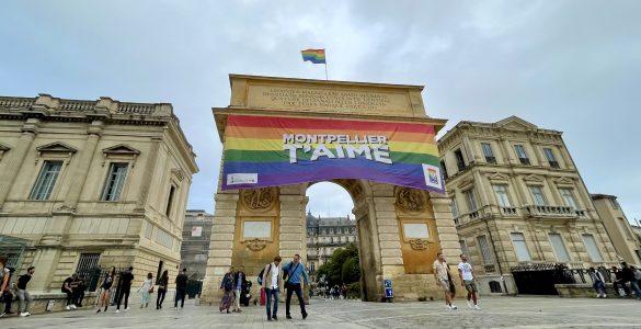 Montpellier t'aime... beaucoup... passionnément... à la folie !