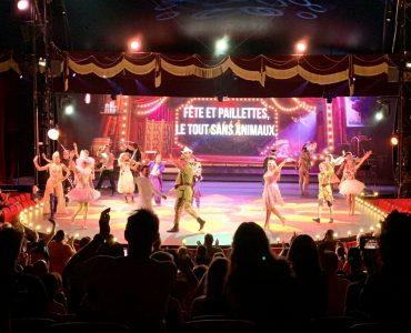L'éco cirque Bouglione : le cirque 2.0 unique à Montpellier