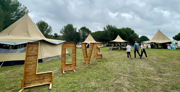 Au coeur du festival I Love Planet