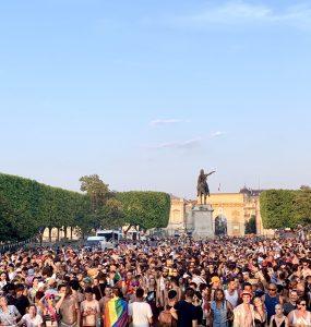 Montpellier : la Pride se finira par un grand concert au Peyrou