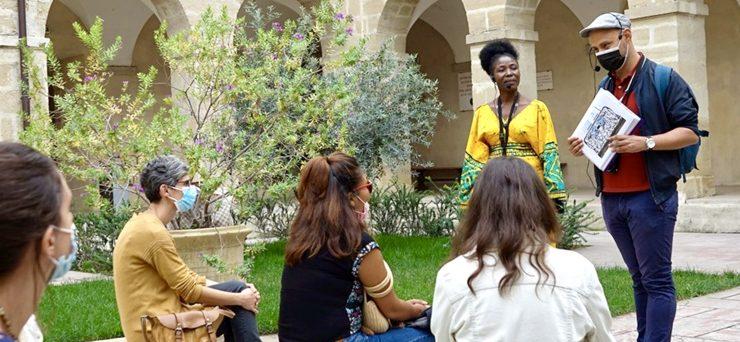 Montpellier : une balade contée Africa France