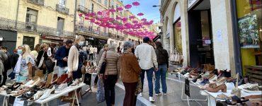 Grande braderie d'automne à Montpellier