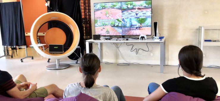 Participez au tournoi Mario Kart de la médiathèque de Juvignac