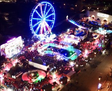 Le village de Noël va faire scintiller Palavas